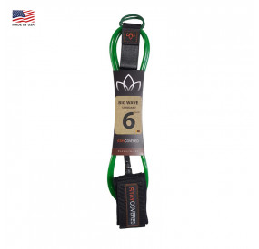LEASH STAY COVERED 9' BIG WAVE SURF VERT