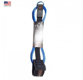 LEASH STAY COVERED HEAVY DUTY HAND TIED BLEU