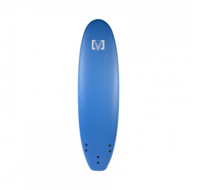 SOFTBOARD VICTORY EPS WIDE MOUSSE 8'0 BLEU